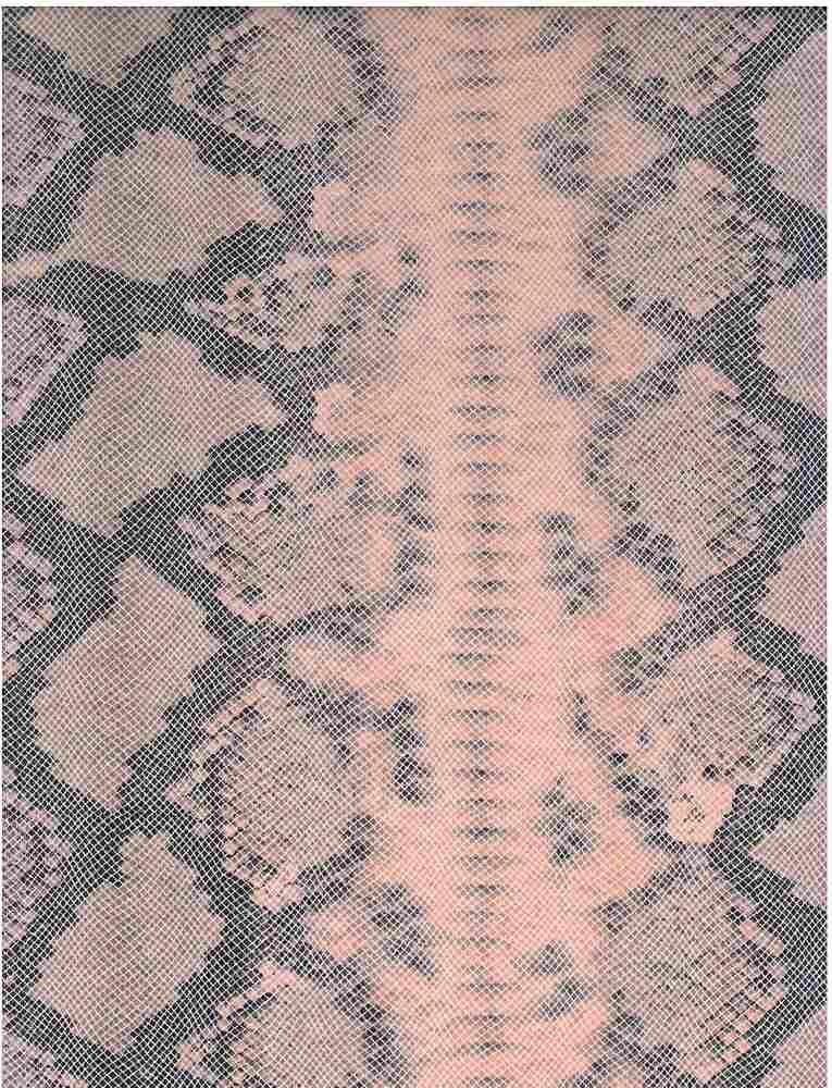 SP-2533 / STONE / 95% Poly 5% Spn Ground Polyurethane Surface Print