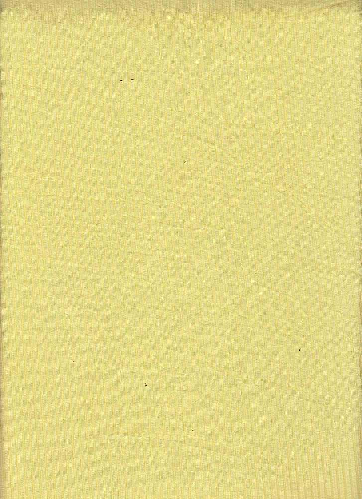 RIB-042 / LEMONADE / 95% Rayon 5% Spn Rib 4x2