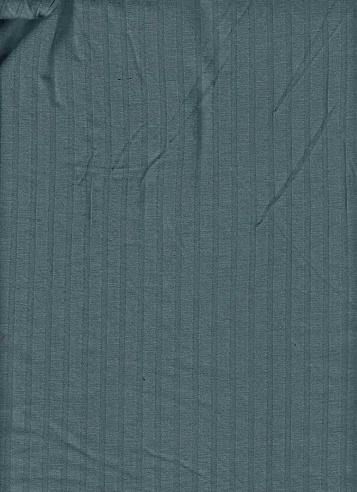 RIB-085 / SLATE / 95% Rayon 5% Spn 8x5 Rib