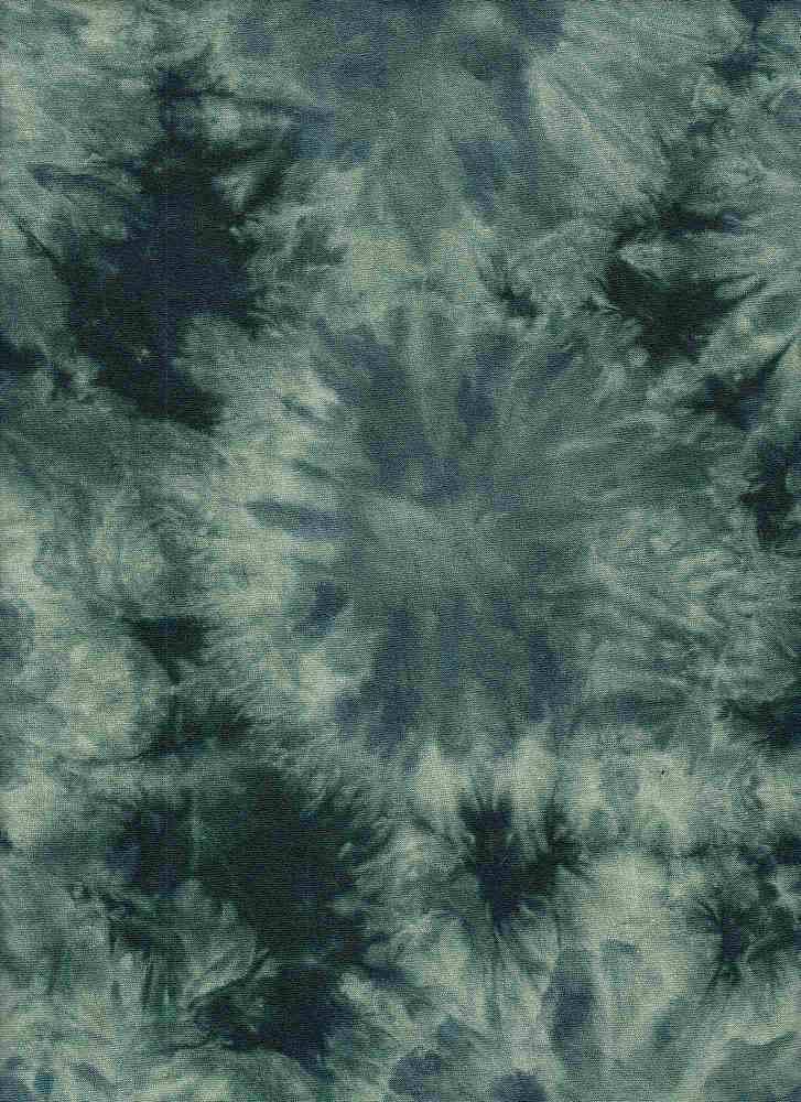 RNJ-2023 / HUNTER / 95% Rayon 5% Spn Tie Dye