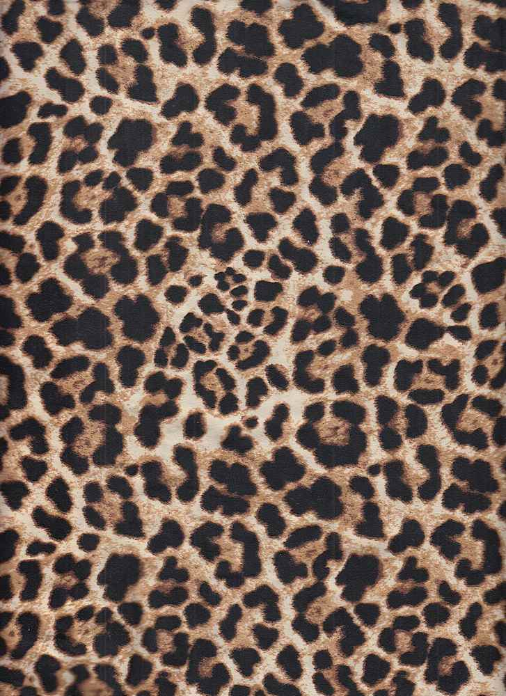 CTP-1016 DTY TAUPE ANIMAL LEOPARD