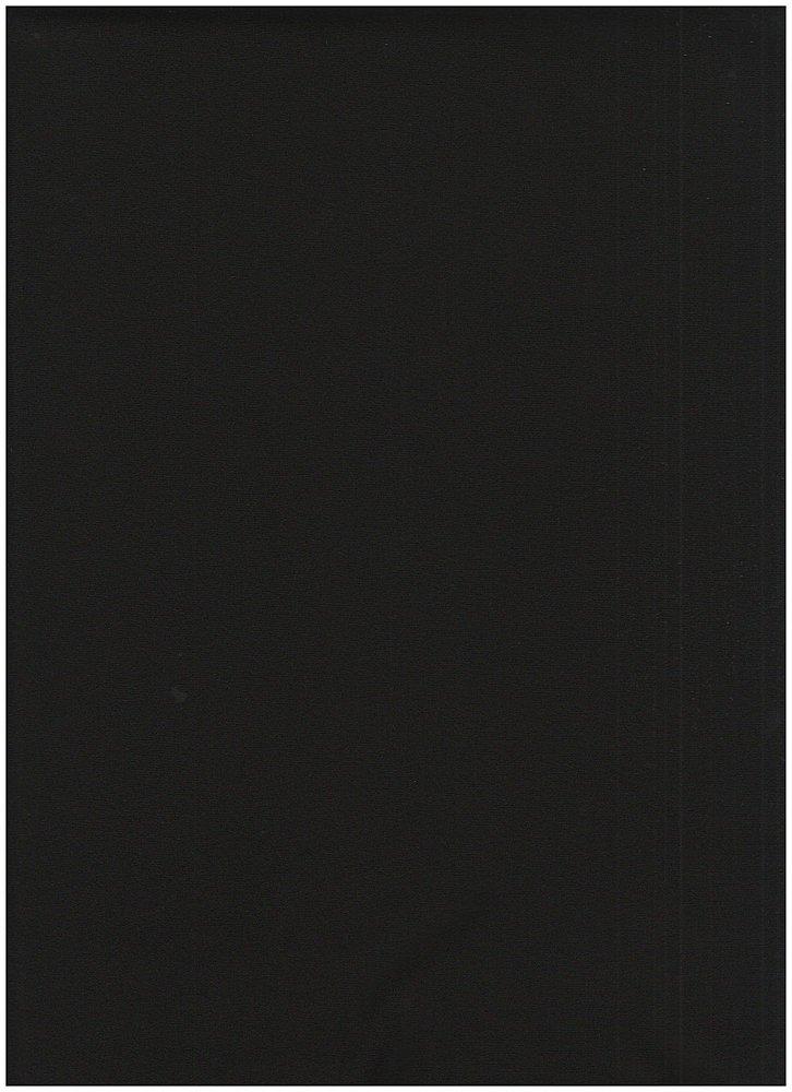 SP-2595 / BLACK / 80% Poly 20% Spn Active Wear / YOGA