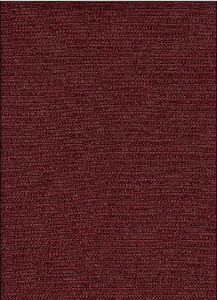 PR-1856 / GARNET / 69%Poly 30%Rayon 1%Span