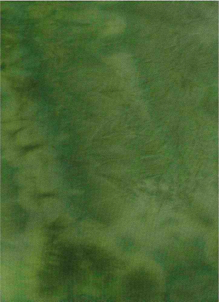 TDM-1066 / BASIL / 95% Poly 5% Span Mesh Tie Dye