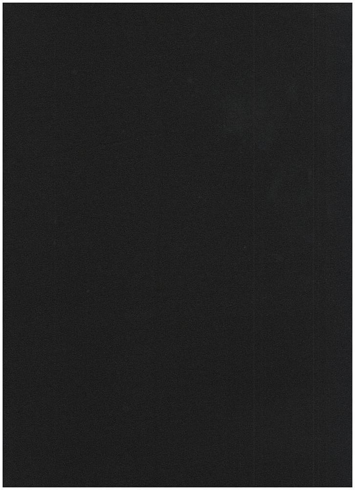 SP-2618 BLACK SOLID WAY STRETCH YOGA ACTIVEWEAR ATHLETHIC