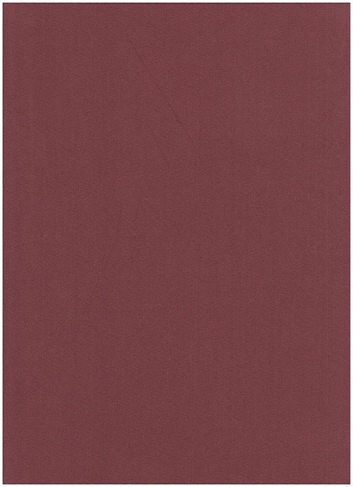 SP-2618 / MARSALA / 87% Poly 13% Spandex Shinny Yoga